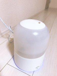 妊娠中 顔が乾燥する 加湿器