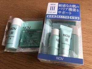 ノブⅢ 30代乾燥肌 保湿