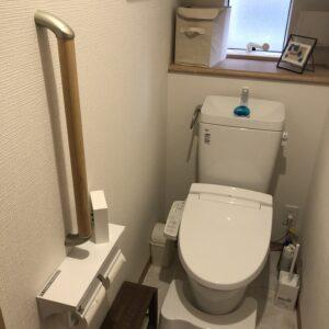 建売 トイレ