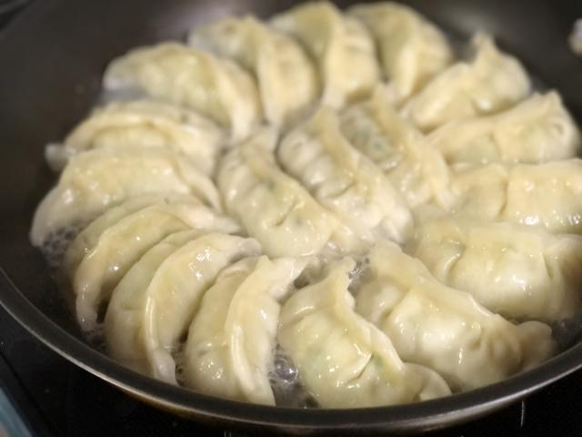 ヒルナンデス 餃子の食べ方